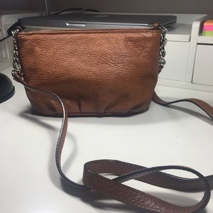 Michael Kors Bags - Michael Kors Mini Leather Crossbody Bag